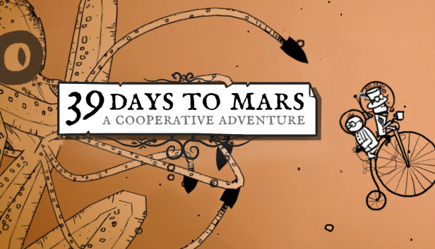 39 Days to Mars jaquette