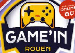 Logo Game'In Rouen