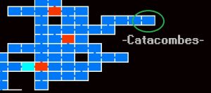 Guide Astalon: Tears of the Earth 100% - Zone cachée map