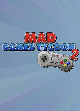 Mad Games Tycoon 2 jaquette