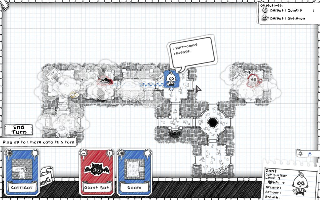 Guild of Dungeoneering - construction